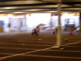 Mini Moto pocket bike racing crash Fail