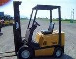 Yale (B810) GLP 030 AF, GLP 040 AF, GP 030 AF, GP 040 AF Forklift Parts Manual