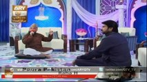 NAIMAT-E-IFTAR (LIVE FROM KHI)Part3 20 June 2015