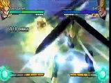 Dragonball Z Burst Limit: Cell vs Gohan (VERY HARD MODE)