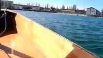 PT ELEVEN Nesting dinghy sailing 04/11