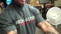 Lee Priest and Arnold Schwarzenegger's Interview at the Arnold 2015