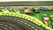 1/32 - 39' Artin slot car track / Scalextric 30,000 rpm race motor