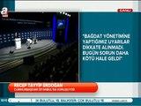 Recep Tayyip Erdoğan Dünya Ekonomik Forumu Konuşması (WORLD ECONOMİC FORUM)