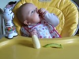 Baby led weaning - First food