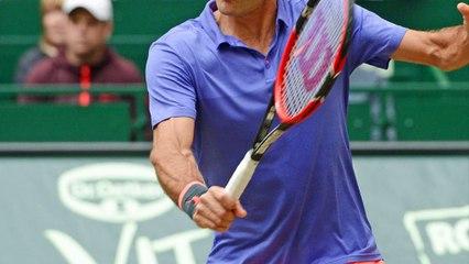 ATP Halle - Federer analiza el choque ante Karlovic