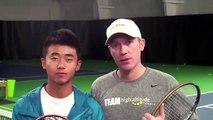 Tennis Tips Tennis Stances Tennis Forehand, Tennis Backhand and Tennis Backhand Slice