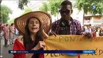 Des manifestations en soutien aux migrants organisées à Calais, Paris et Menton