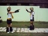 MAGNET (Kagamine Rin x Kagamine Len), Cosplay and Dance Vocaloid
