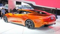 Nissan Sport Sedan Concept - 2014 Detroit Auto Show