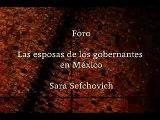 (1) Las esposas de los gobernantes en México
