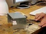 Ligando um Liquidificador através de um Computador