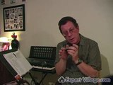 How to Play the Harmonica : How to Hold a Harmonica