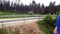 BMW M3 RALLY JUMP(Koik/Heldna Viru rally 2014)