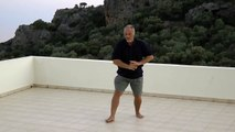 Wu Style Tai Chi Short Form Demonstrated by Bruce Frantzis