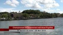 Championnat départemental indiv. St Sernin Pupilles 09/05/2015