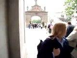 Odnowa w Duchu Świętym - Częstochowa 2010 cz.03 -- mała wędrówka po Jasnej Górze przed spotkaniem