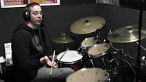Drum Lesson: Linear Triplet Fill #1