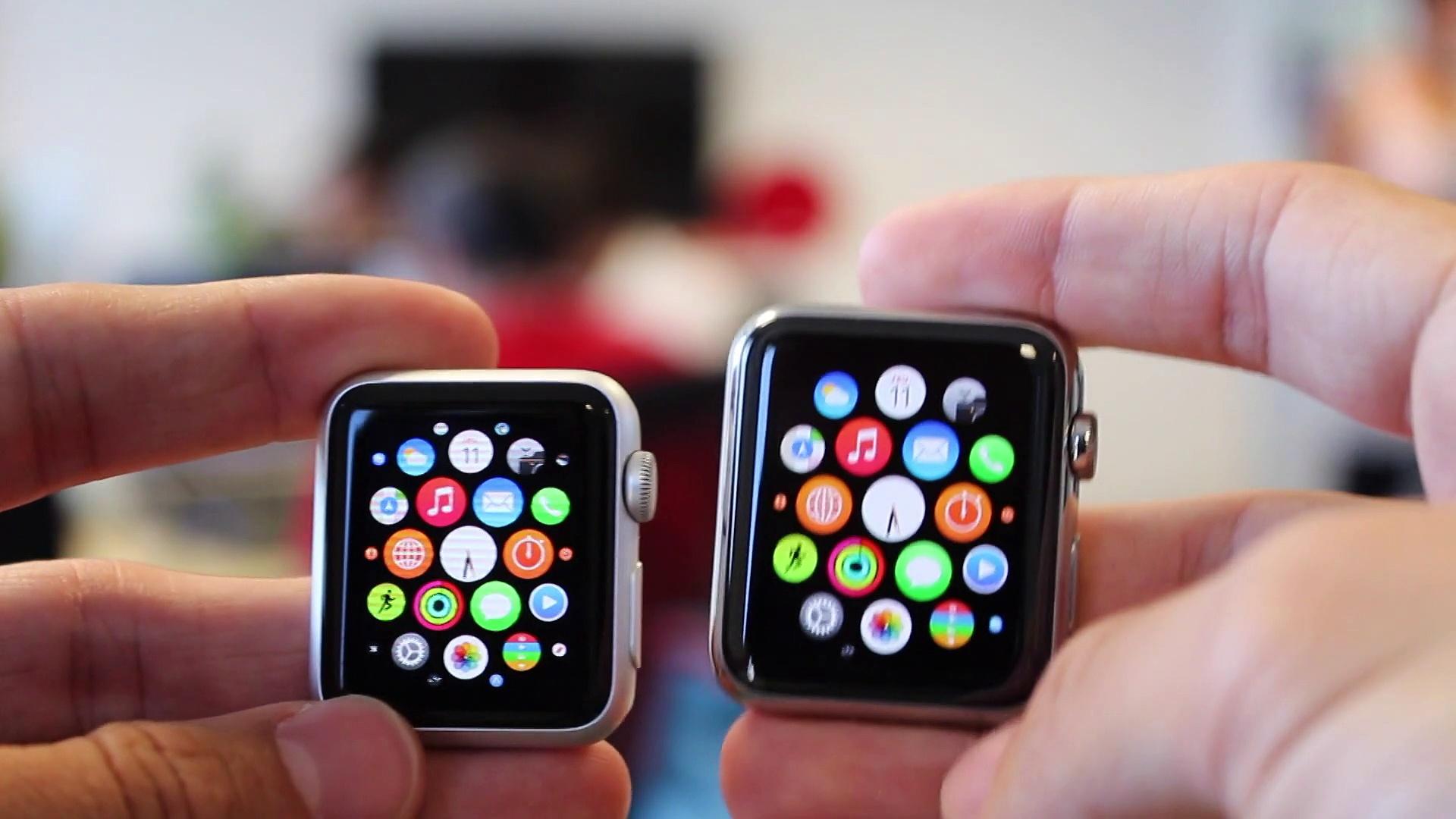 Notre avis sur l'Apple Watch