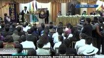 Bolivia será el Centro Energético de Sudamérica - Evo Morales