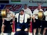 NPL; 2000 Mountaineer Cup II - Squats (Ed Coan)