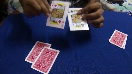 Optical Illusion Card Trick - TUTORIAL