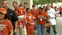 Sights and sounds: Football Orange-White Scrimmage and Fan Fest [April 19, 2014]