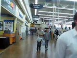 Kevin cross dresses at theAntelope Walmart super center for Halloween