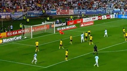 Argentina 1-0 Giamaica, gruppo B