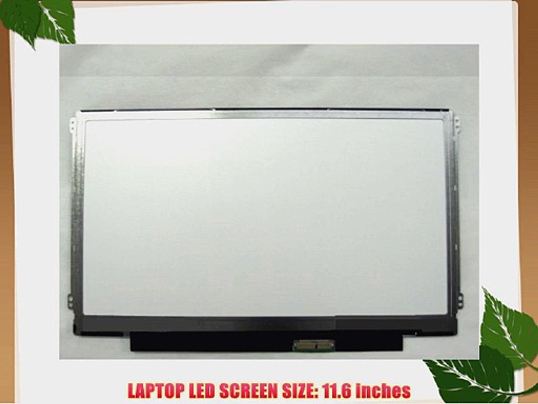 "HP PAVILION DM1 LAPTOP LCD SCREEN 11.6/"" WXGA HD"