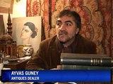 In hard times, Turks hock antique heirlooms