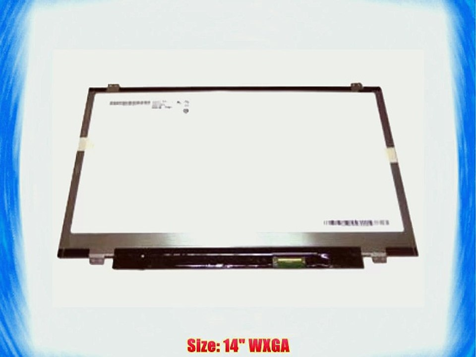 15.6 Wxga Laptop LED Screen For Dell Inspiron 1545Hd