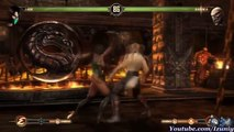 "Mortal Kombat 9 ""Jade Story Mode"" Chapter 10: Jade Vs. Baraka & Sheeva"