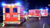 BMW prallt mit voller Wucht in Taxi: Ein Toter und fünf Verletzte