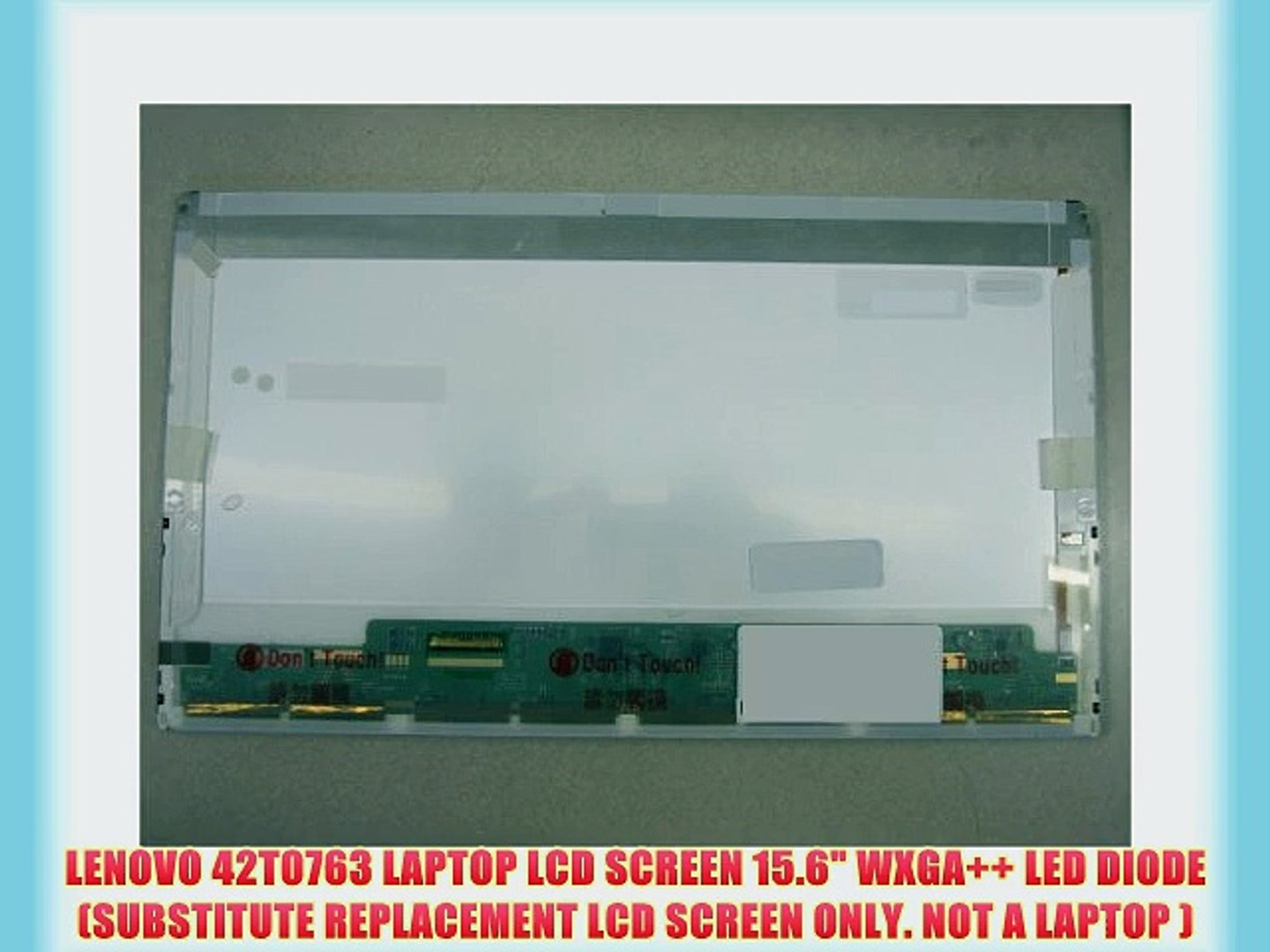 """Lenovo Thinkpad T430 Replacement LAPTOP LCD Screen 14.0/"""" WXGA HD LED DIODE"""