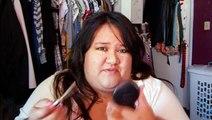 Rachel Berry Makeup Tutorial