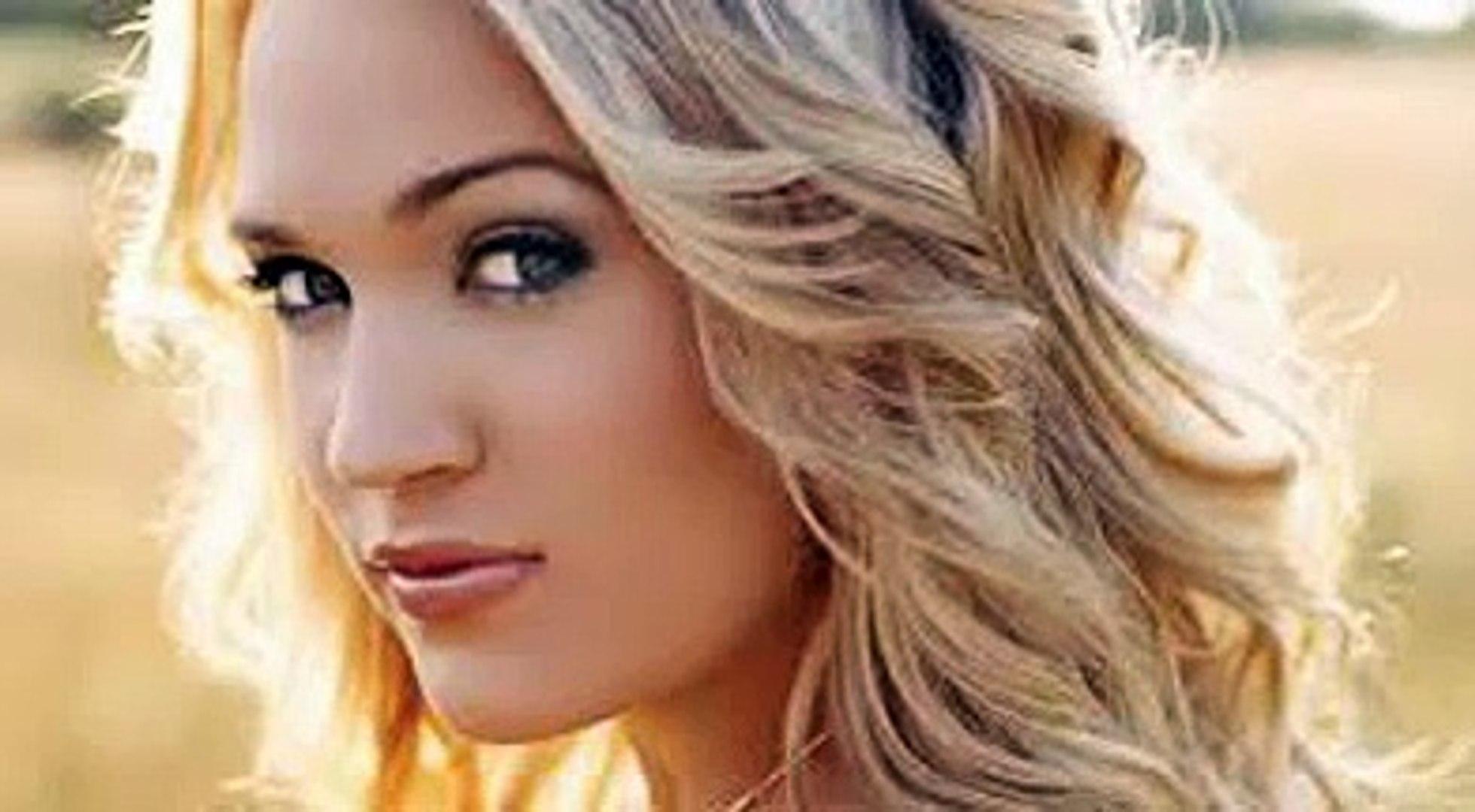 blonde hair brown eyes makeup