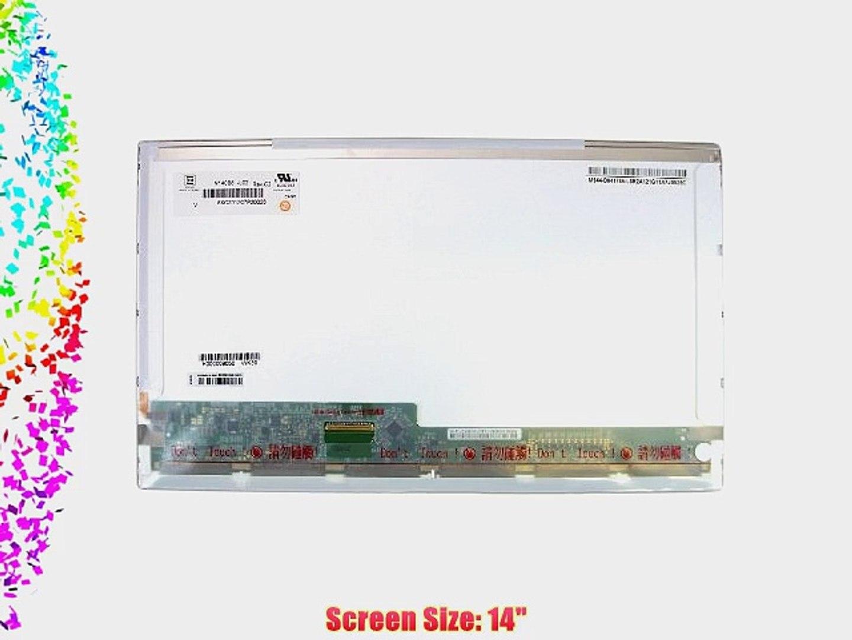 "LAPTOP LCD SCREEN FOR SAMSUNG LTN140AT02-G01 14.0/"" WXGA HD"