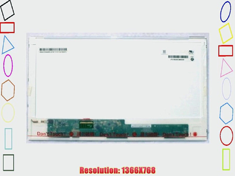 "Toshiba Satellite C655-S5128 /& C655-S5132 NEW 15.6/"" HD LED LCD Screen Glossy"