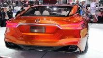 Car Tech - Nissan Sports Sedan concept