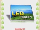 HP MINI 210-1018CL 210-1032CL 210-1076NR 210-1080NR LAPTOP LCD REPLACEMENT SCREEN 10.1 WSVGA