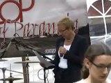 Rede von Eva Quante-Brandt beim Mueze-Jubiläum