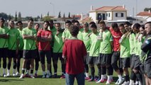 Carta a Portugal — 11 por todos e todos por 11 — Campanha Galp Energia Euro 2012