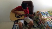 MAGIC - Rude - fingerstyle guitar - arranged by Andrew Foy