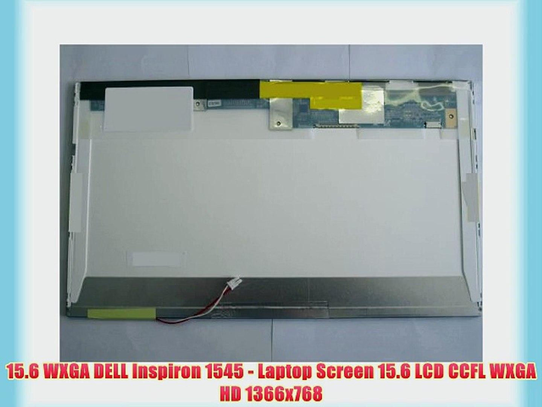 Dell Inspiron N5110 Laptop Screen 15.6 Led Bottom Left Wxga Hd 1366X768