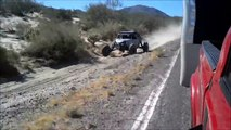 OFF ROAD CRASH Prescott Racing, 2012 Baja 1000, roll over during pre running in Baja.mp4