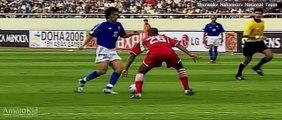 日本代表(ジーコジャパン)時代の中村俊輔プレー集 -SHUNSUKE NAKAMURA-