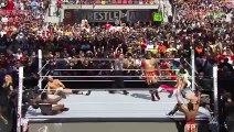 Fatal 4-Way WWE Tag Team Championship Match  WrestleMania 31 Kickoff