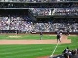 Jose Reyes, of New York Mets,  Base Running Blunder vs Atlanta Braves at Citi Field 5-13-09