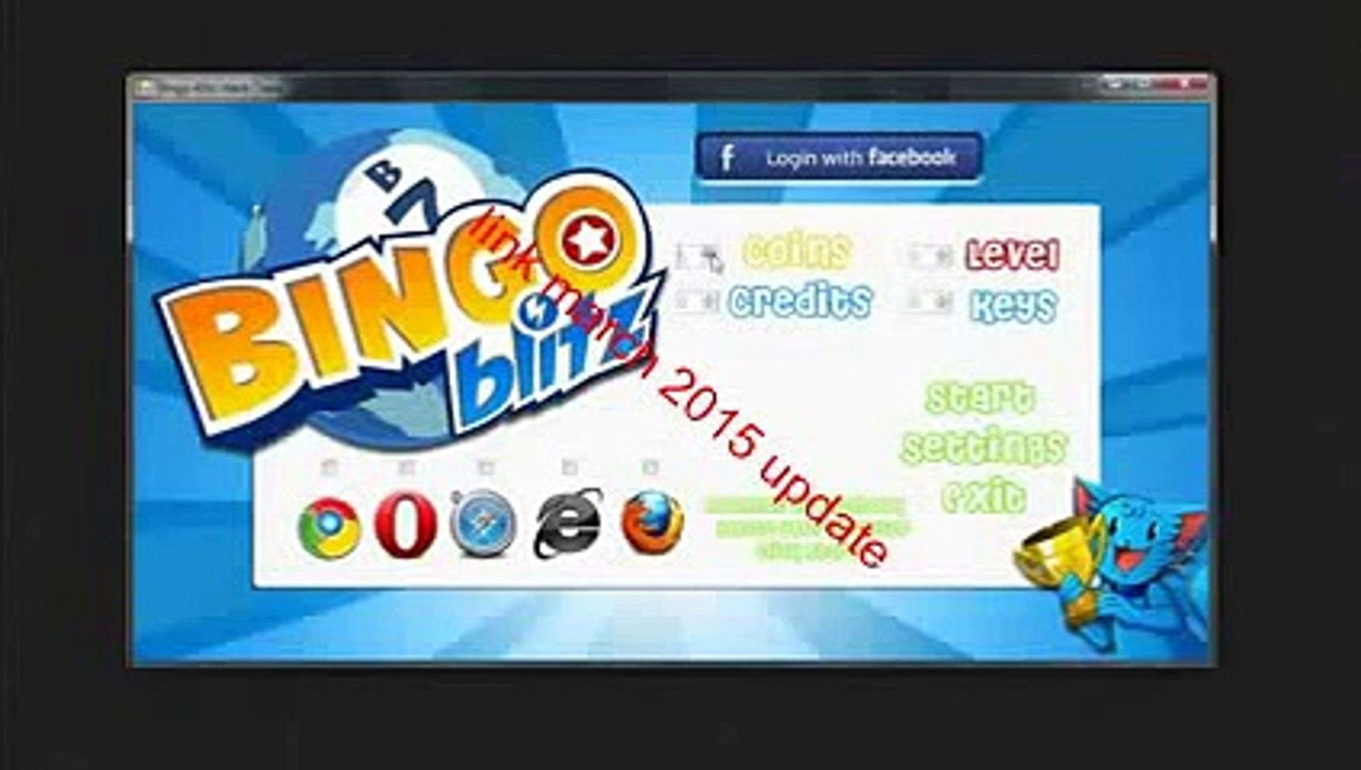 Bingo Blitz Hack   Pirater Updated FREE Download [21_06_2015]
